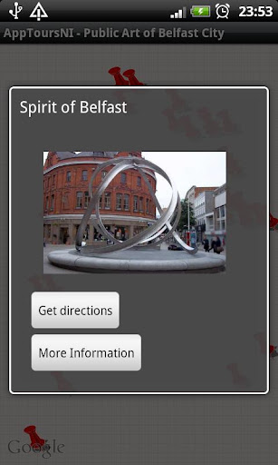 【免費旅遊App】Belfast Public Art Guide-APP點子