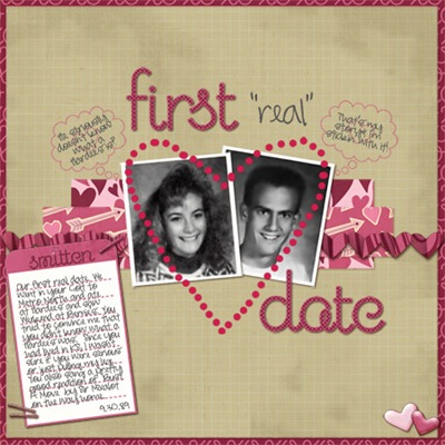 First Date by Carey Bridges