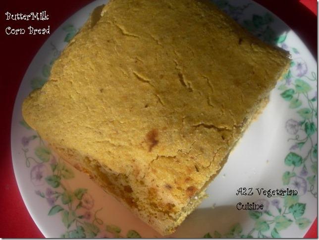 Buttermilkcornbread