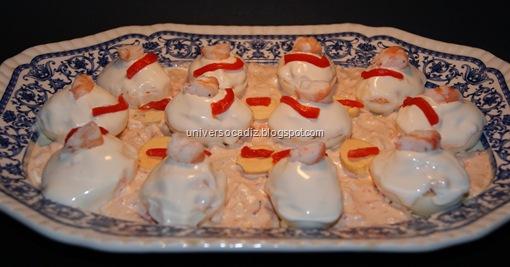 Huevos Rellenos 7