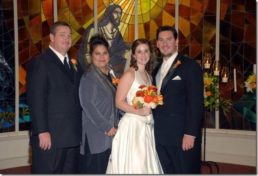 dana wedding
