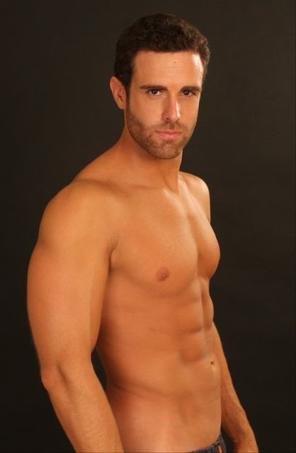 Carabias Spain  city images : Spanish actor and Jazz musician Ezequiel Montalt ~ Daily Male Models