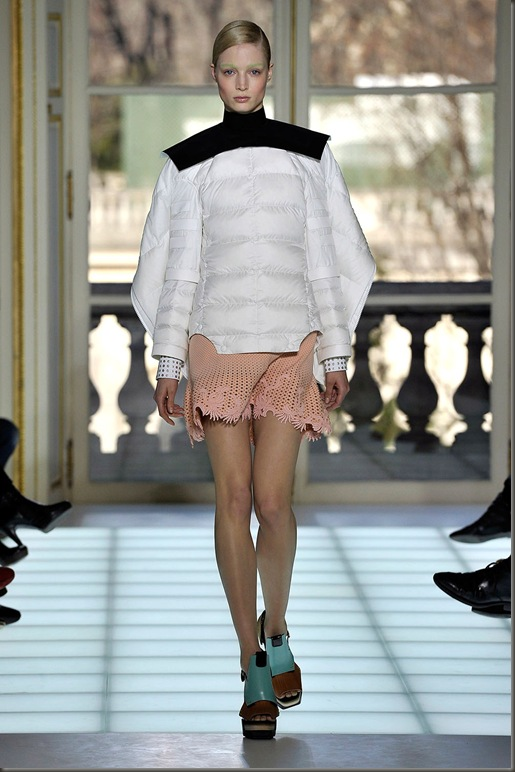 Balenciaga Autumn Winter 2010