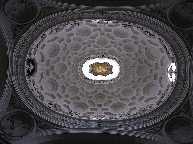 San Carlo Quattro Fontane (V)