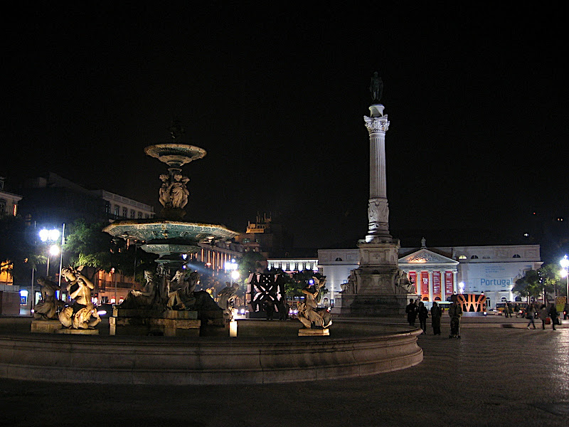 Nocturn a Lisboa