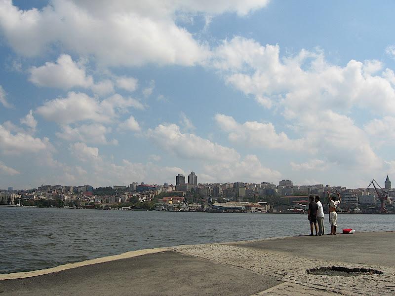 Estambul: el Bòsfor