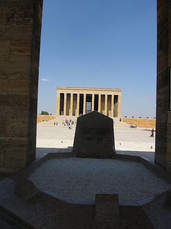 Ankara: mausoleu d'Ataturk (II)