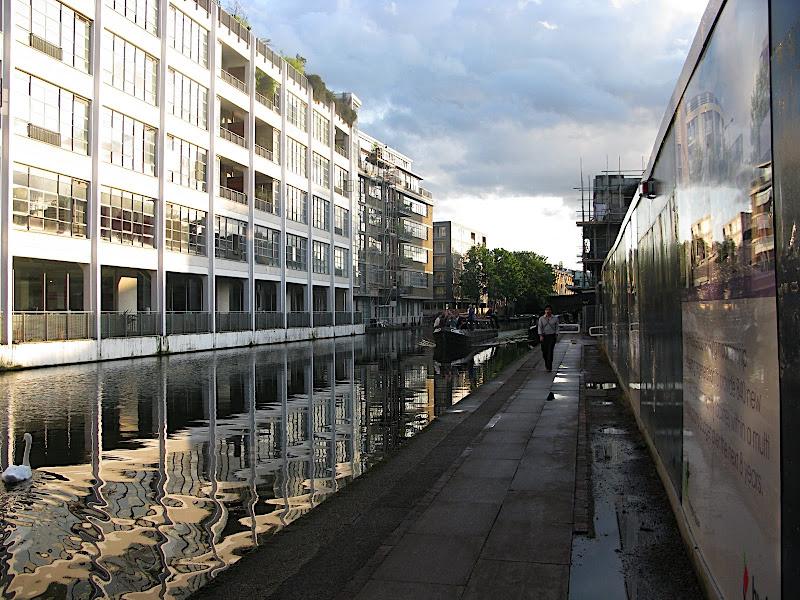 Canal de Londres (II)