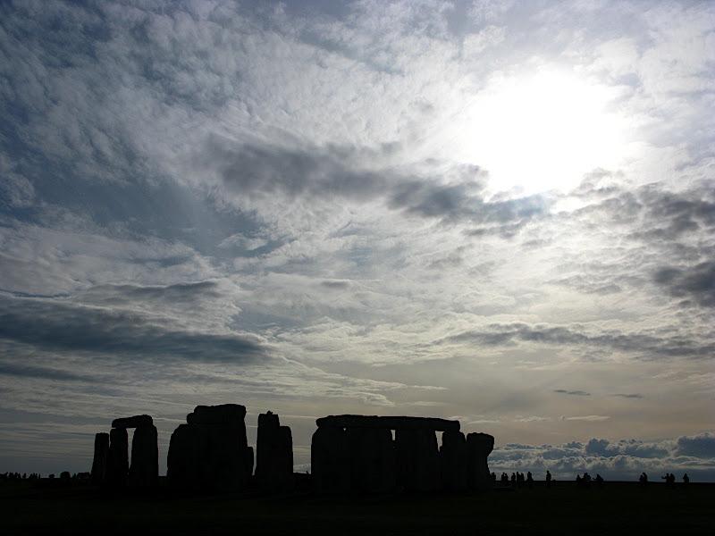 Perfil d'Stonehenge