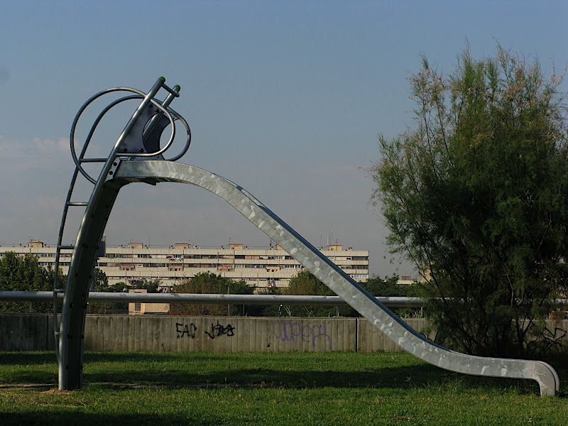 Parc infantil al delta del Besòs (III)