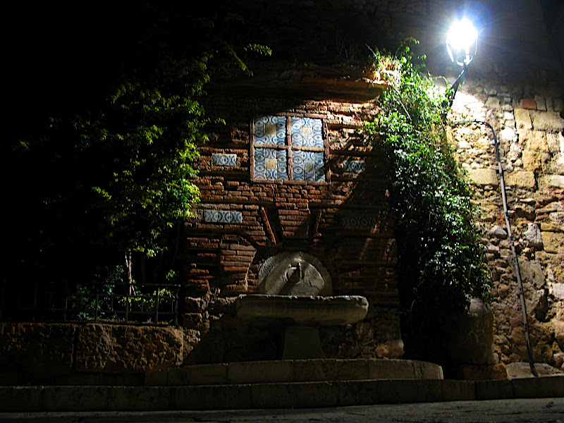Font nocturna