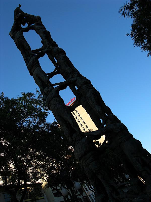 Monument als Castellers, Tarragona (VI)