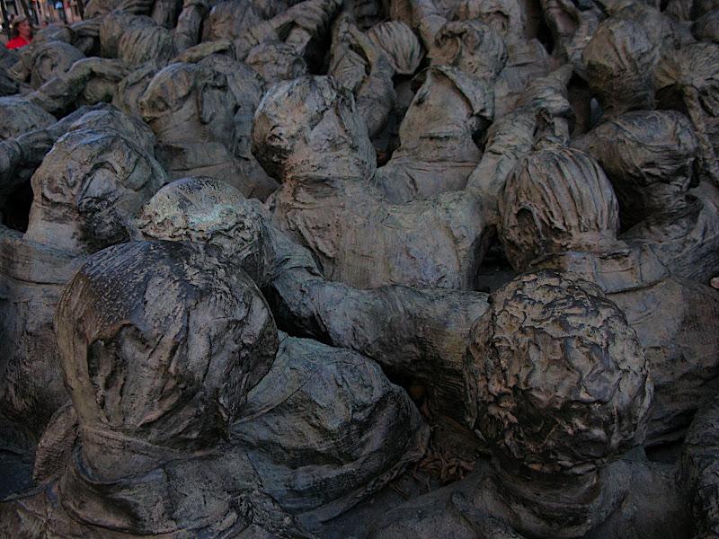 Monument als Castellers, Tarragona (IX)