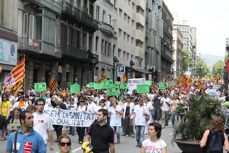 8 de juny: vaga del sector públic XIV