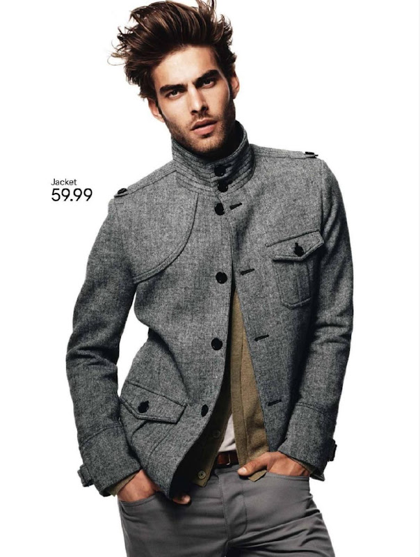 H&amp;M, campa&ntilde;a hombre oto&ntilde;o 2010