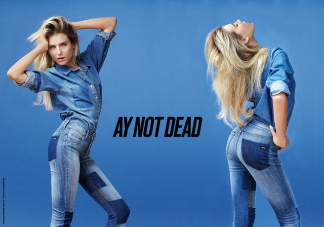 A.Y Not Dead, lookbook primavera verano 2011 (austral)