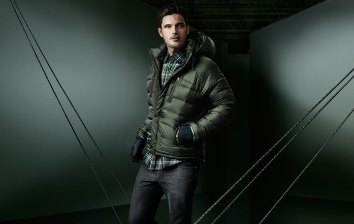 Zegna Sport, Campa&ntilde;a oto&ntilde;o invierno 2010