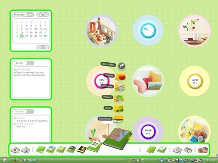 Desktop 2009-03 (Dock)