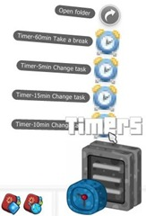 Timers in RocketDock