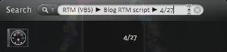 RTM via Launchy 02