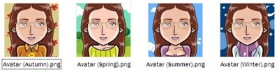 My Avatars