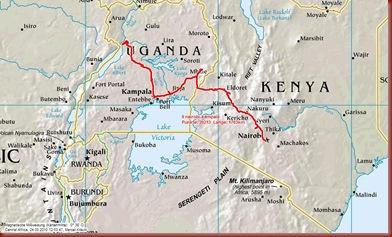 Uganda 0000