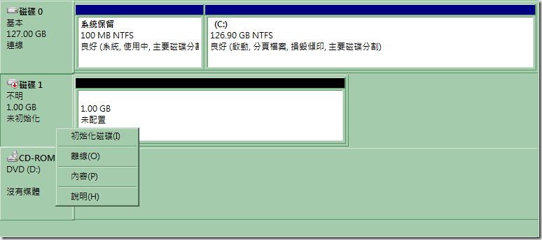 26_選擇「初始化磁碟」