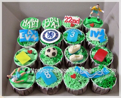 PenangCakes_Evadis_Cupcakes-Chelsea_Football_Theme
