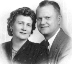 Orley Glenn & Estella Stapley