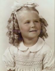 Karen Ann Ostlund, age 5