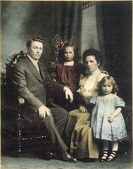 The Hjaldermar & Anna Ostlund Family