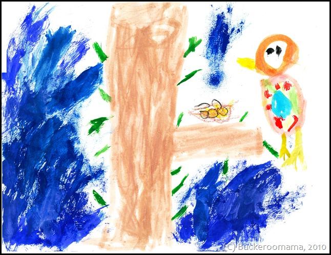 Josh's art