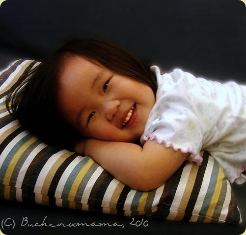 smiling zoe