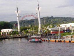 Wisata Pulau Kumala, Kalimantan Timur