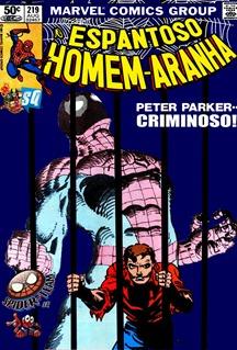 Espantoso Homem-Aranha #219 - 00001