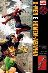 Xmen Spider-Man- 001