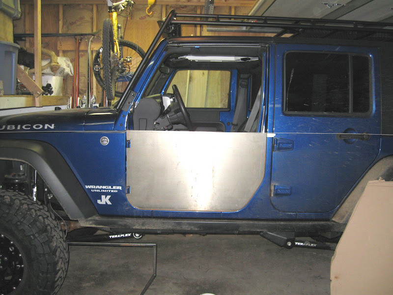Home Made Trail Doors Thread Jkowners Com Jeep