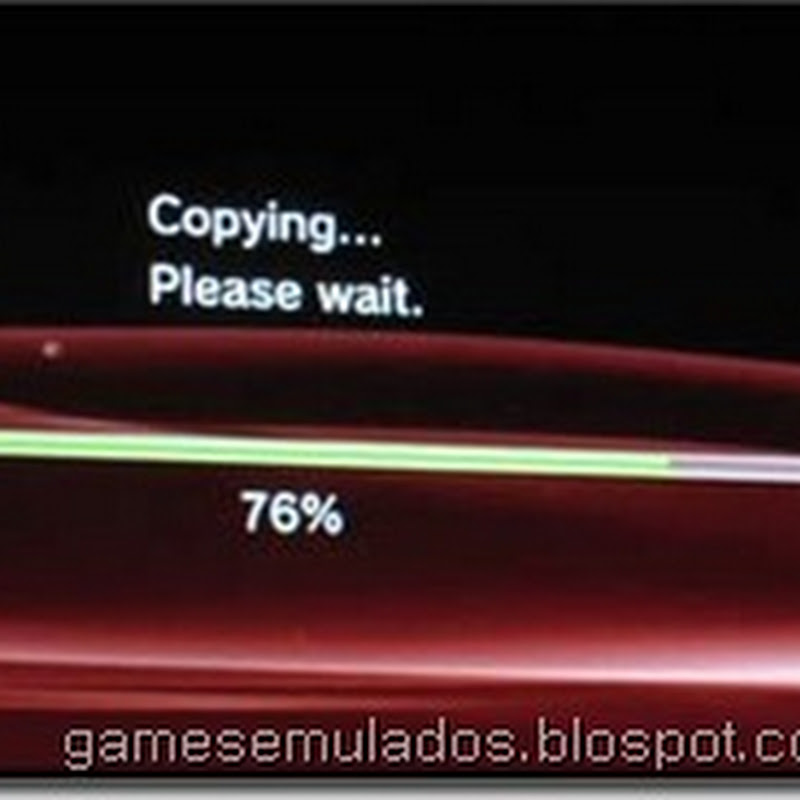 Como fazer Backup e Import do Save Game de PS3