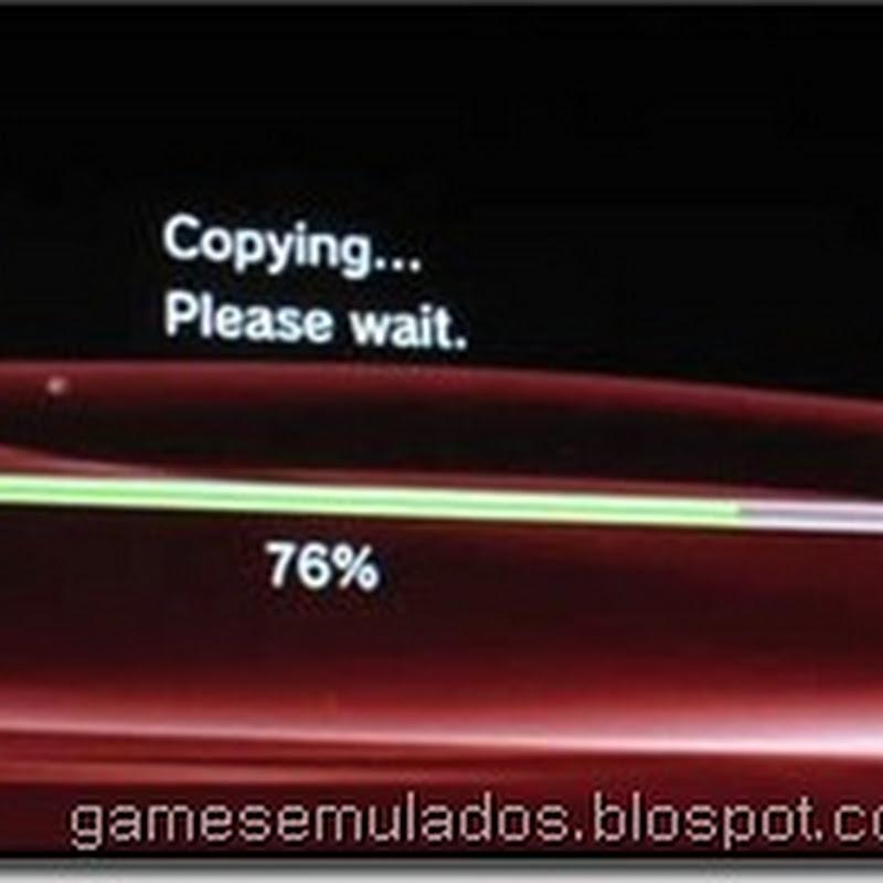 Como fazer Backup e Import do Save Game de PS3