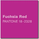 Pantone Spring Summer Color 18-2328 Fuchsia Red