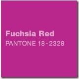 Pantone Spring Summer Color 18-2328 Fuchsia Red