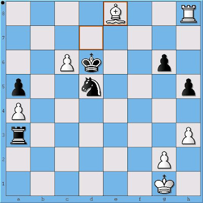 GM Larry Kaufman - FM Tom Bartell, Position 1