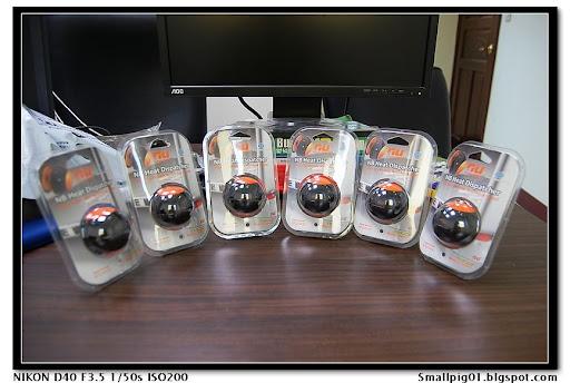 NU威力球 筆電散熱球