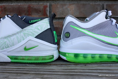 nike air max lebron 7 low new ss dunkman 3 07 Detailed Look at the 360 Dunkman Nike Air Max LeBron VII Low