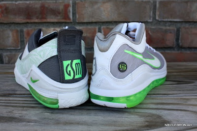 nike air max lebron 7 low new ss dunkman 3 01 Detailed Look at the 360 Dunkman Nike Air Max LeBron VII Low