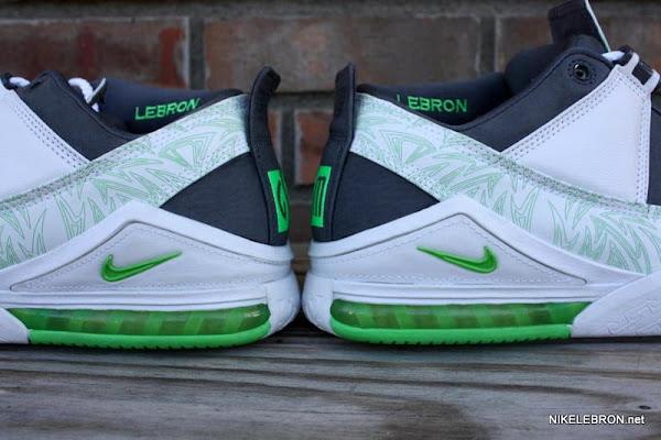 LeBron II Low Dunkman GSM PE 8211 Goodwin Sports Management