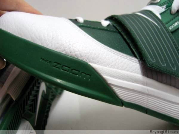 Nike Zoom Soldier IV TB Samples 8211 First Live Photographs
