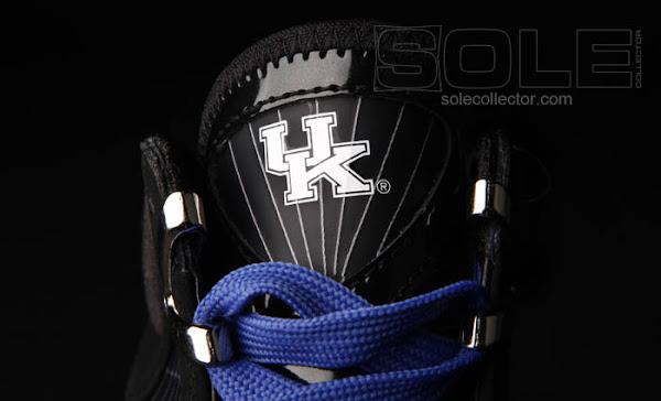 Nike Air Max LeBron VII University of Kentucky PE Detailed Photos