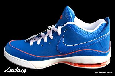 nike air max lebron 7 low gr white royal orange 2 07 Nike Air Max LeBron VII Low   Rumor Pack   I Love NY is Real!