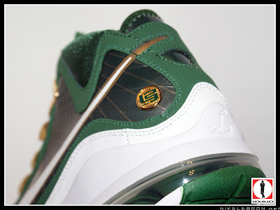 nike air max lebron 7 pe svsm away 3 04 Air Max LeBron VII (7) SVSM Away Player Exclusive Showcase